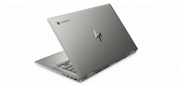 HP представила преміальний ноутбук-трансформер Chromebook x360 14c
