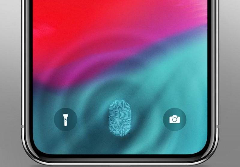 iPhone 12 отримає вбудований підекранний дактилоскопічний сканер