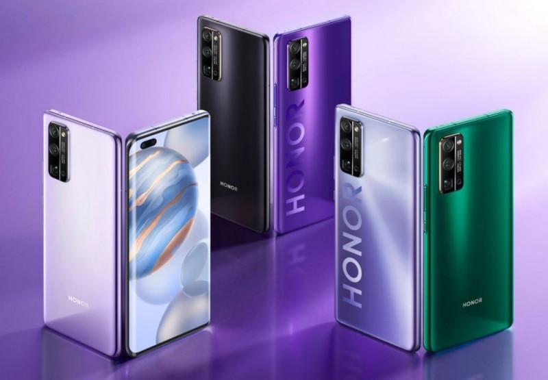 «Злив» технічних характеристик та ціни Honor 30 Lite 5G