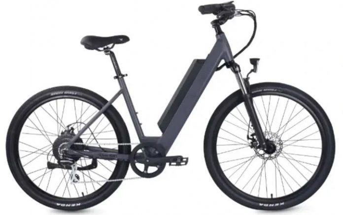 Представлено бюджетний повнорозмірний електровелосипед зі знімною батареєю