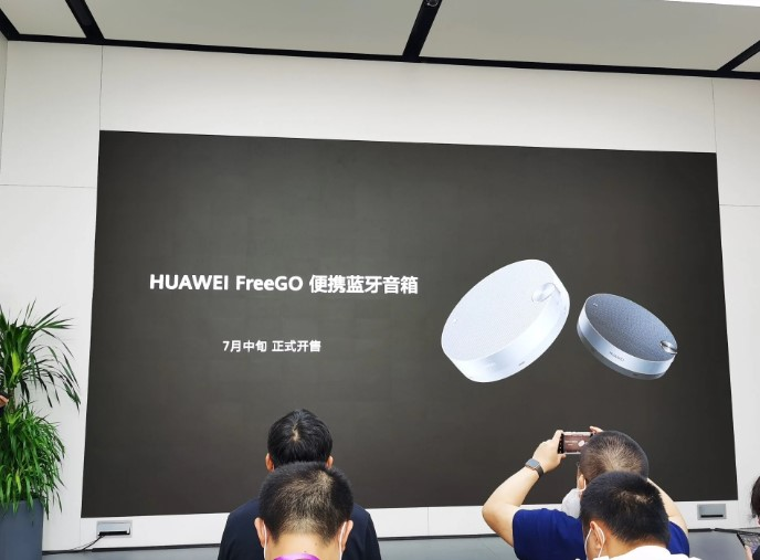 Колонка Huawei