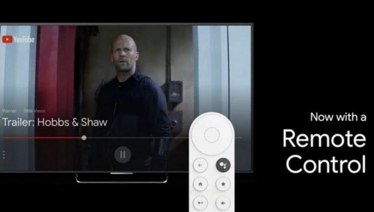У мережі з'явилися зображення нового пристрою від Google, який поєднує в собі Android TV та Chromecast