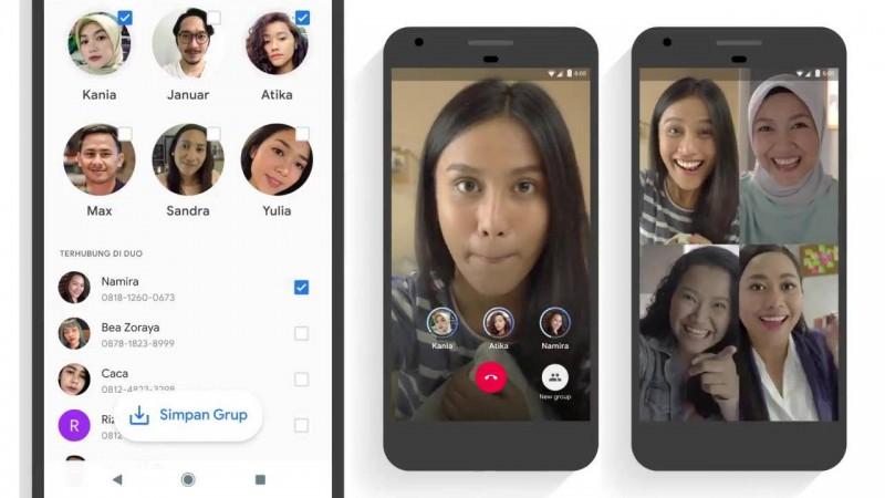 Оновлення Google Duo: тепер можна відправляти посилання для групових відеодзвінків