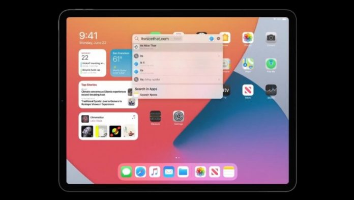 Представлено iPadOS 14 із новітнім дизайном додатків