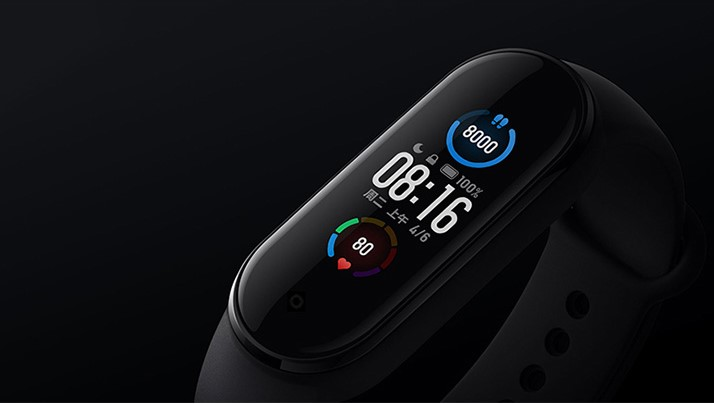 Нещодавно анонсований Mi Smart Band 5 продають за низькою ціною