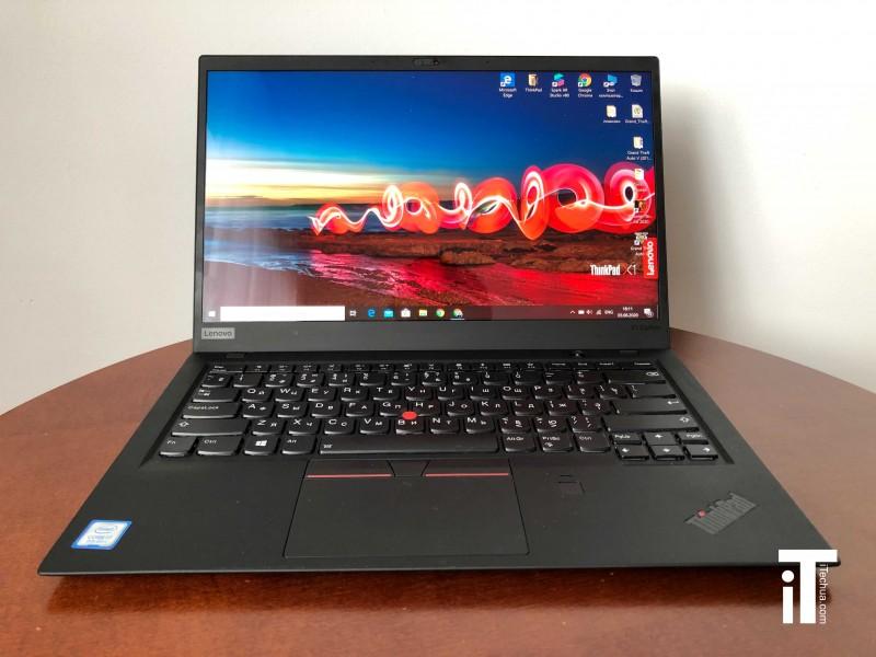 Lenovo ThinkPad X1 Carbon – надпотужний ультрабук для роботи