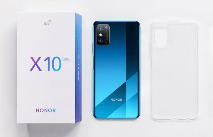 Підсумки презентації Honor X10 MAX 5G: 7-дюймовий екран та потужний процесор за $269