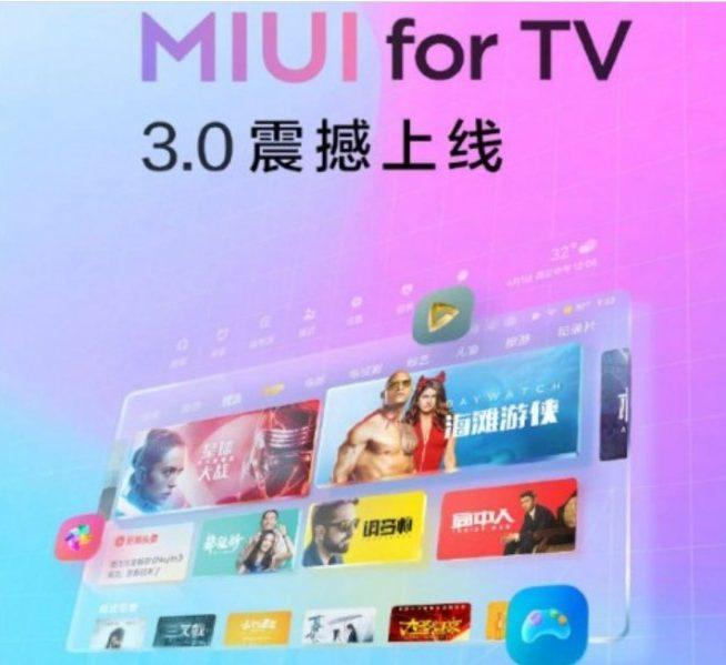 Xiaomi представила масштабне оновлення фірмової оболонки для телевізорів