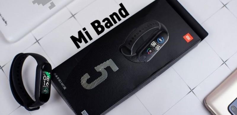 На Aliexpress новий Mi Band 5 роздають безкоштовно