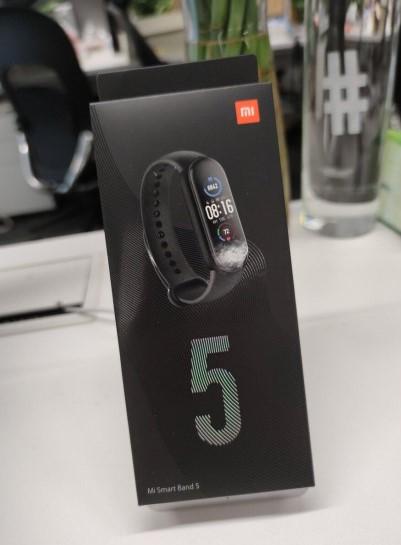 Xiaomi Mi Band 5 вийде поза Китаєм без довгоочікуваних функцій