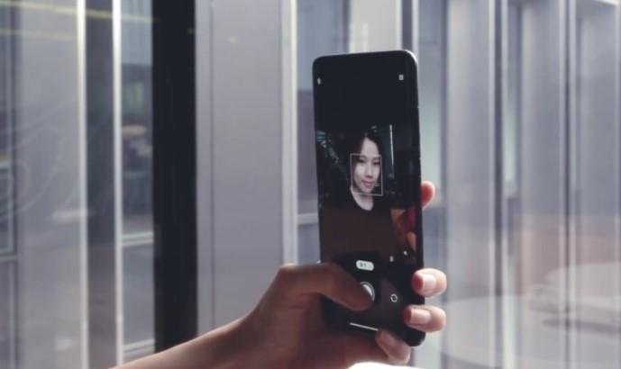 Xiaomi демонстрирует прототип смартфона з усовершенствованной камерой под экраном