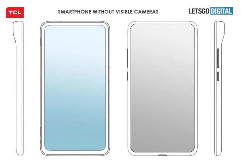 Китайцы запатентовали смартфон с «горбом» вместо камер.