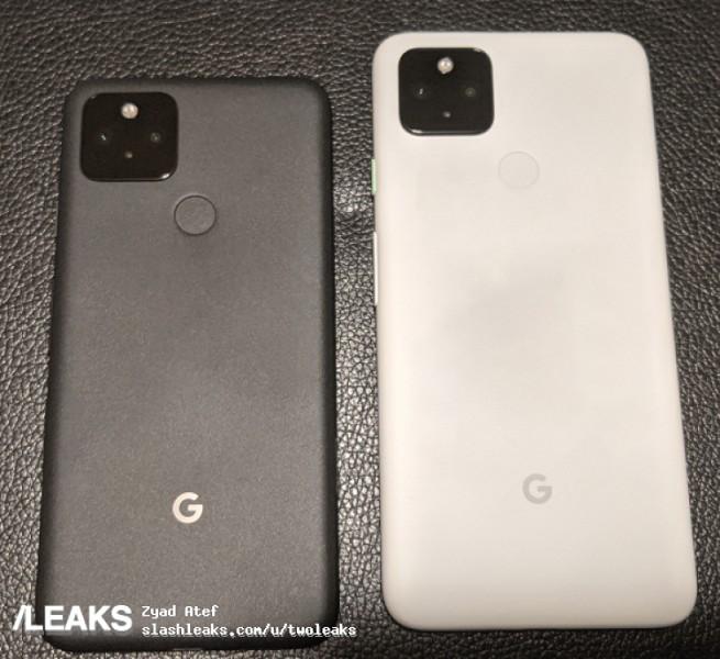 Потенційний хіт Google Pixel 4A 5G на великих рендерах і на живому фото поруч з Pixel 5