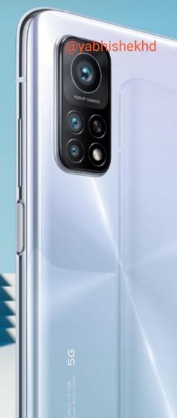 Рендеринг и характеристики Xiaomi Mi 10T Pro просочились в сеть