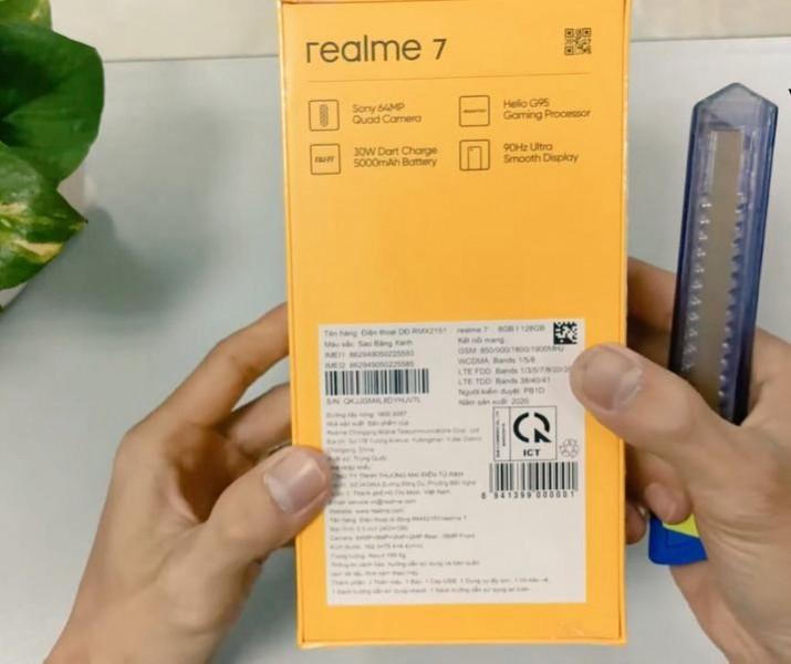 Характеристики и дизайн нового бюджетного смартфона Realme просочились в сеть перед анонсом