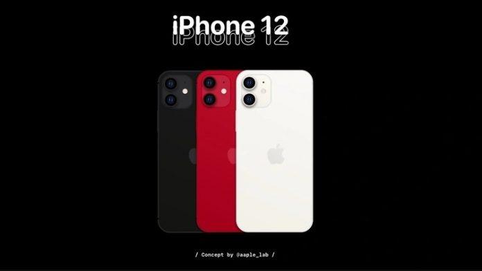 Названо забарвлення в яких буде випущена лінійка iPhone 12