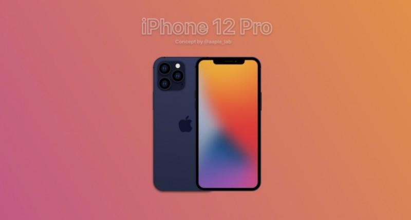 Названы цвета в которых будет выпущена линейка iPhone 12
