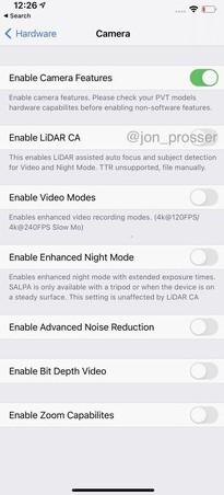 Опубликовано реальные снимки и видео смартфона iPhone 12 Pro Max