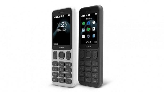 Nokia представила в Україні два бюджетних телефони