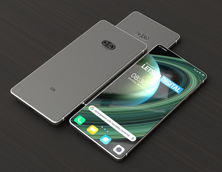 Уникальный смартфон Xiaomi с подвижной камерой замечен на качественных фото