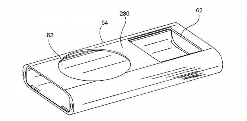Будущий iPhone может получить закругленный стеклянный корпус и круглый экран