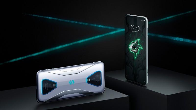 Xiaomi почала продавати ігровий смартфон Black Shark 3S з 16 ГБ ОП і 512 ГБ флеш пам'яті