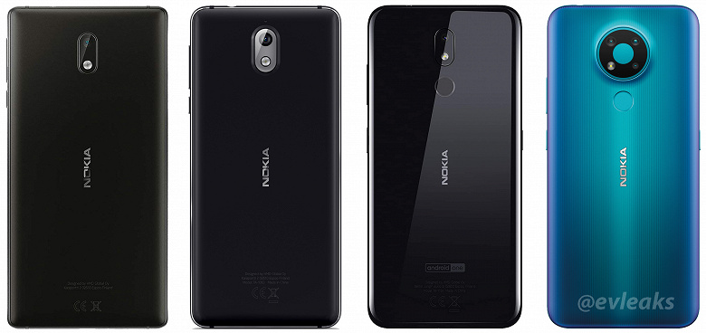 Новый смартфон Nokia показали на качественном изображении