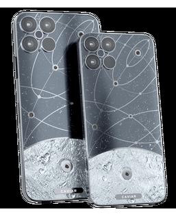 Caviar представила iPhone 12 Pro с настоящими фрагментами Марса, Луны и Меркурия