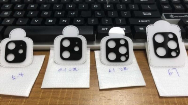 Дизайн нового iPhone раскрыли производители аксессуаров