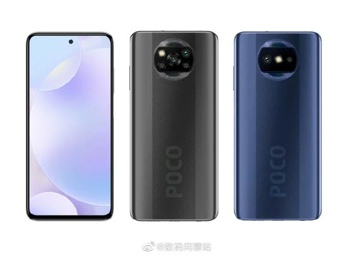 В сети показали, как будет выглядеть самый дешевый смартфон Poco