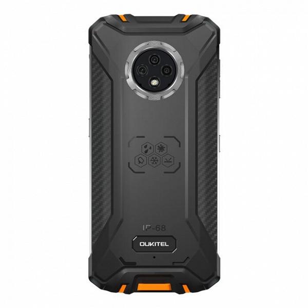 Oukitel показал тонкий и безопасный смартфон