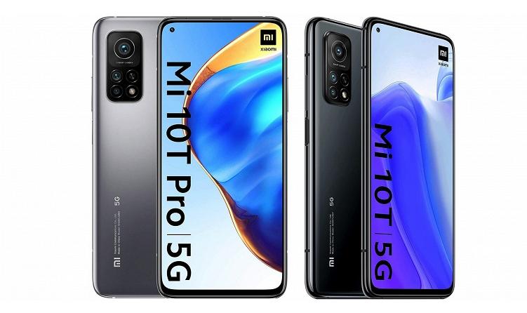 Слив технических характеристик смартфонов Xiaomi Mi 10T и Xiaomi Mi 10T Pro
