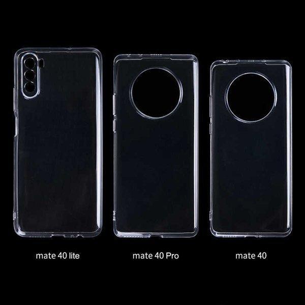 Раскрыто внешнее отличие смартфонов от флагманской линейки Huawei Mate 40