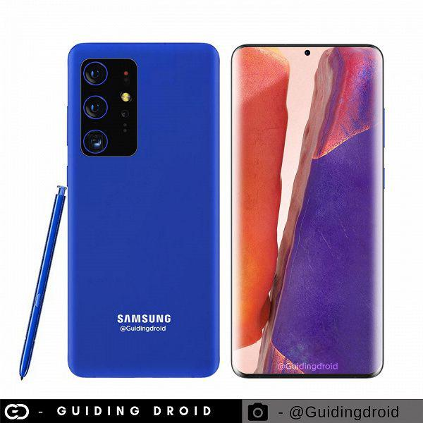 Опубликованы качественные фотографии будущего флагмана Samsung Galaxy S21