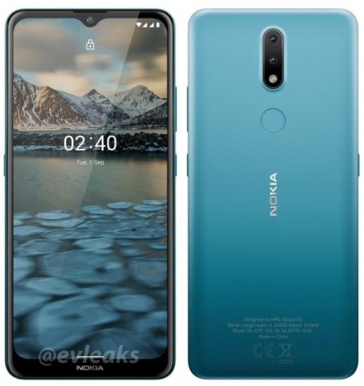 В Сеть попало первое фото бюджетного смартфона Nokia 2.4