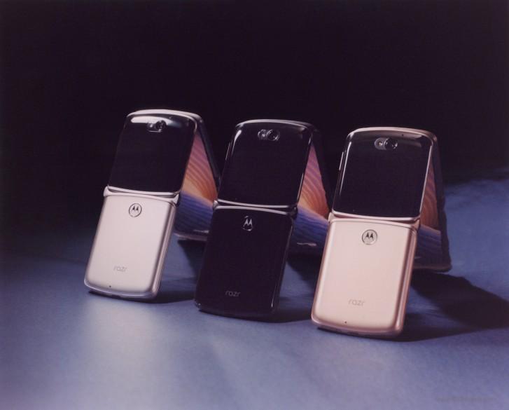 Motorola официально представила новое поколение Razr