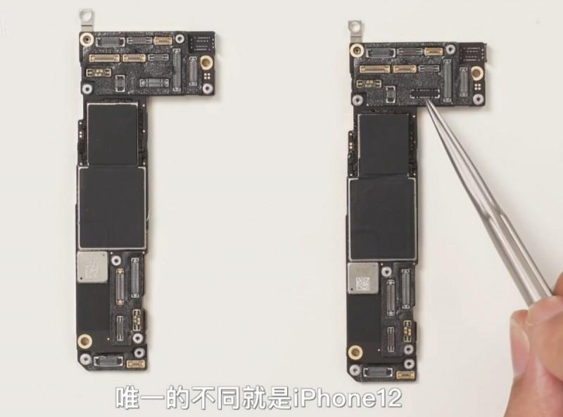 iPhone 12 і 12 Pro виявилися ідентичними всередині, крім датчика LiDAR, а різниця в ціні колосальна