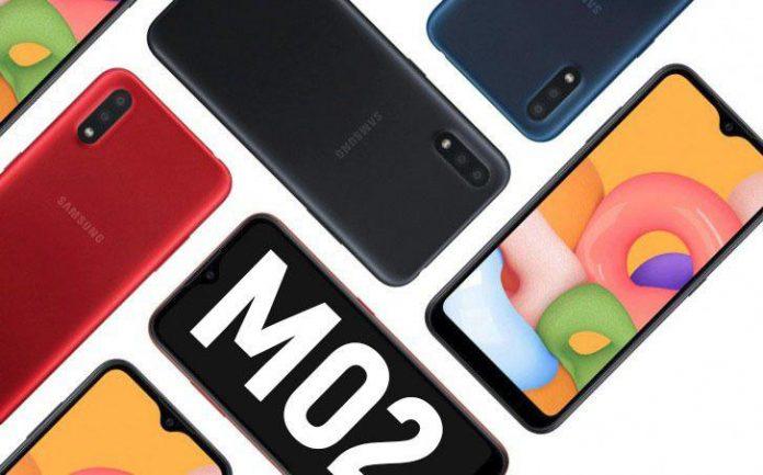 Розкрито характеристики нового надбюджетного смартфона Samsung Galaxy M02