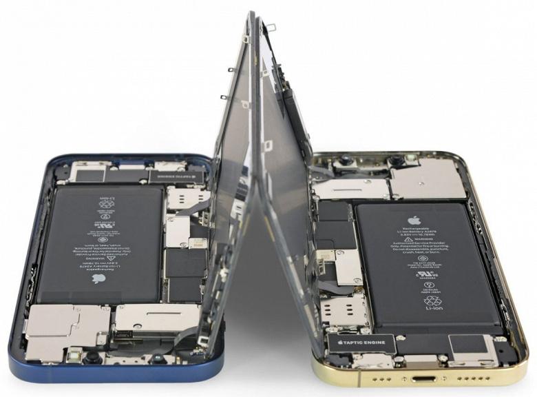 Експерти повністю розібрали iPhone 12 і 12 Pro: деталі