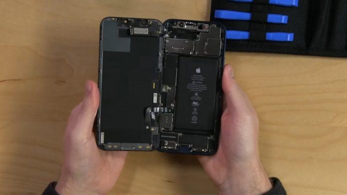 Фахівці оцінили ремонтопридатність iPhone 12 і iPhone 12 Pro