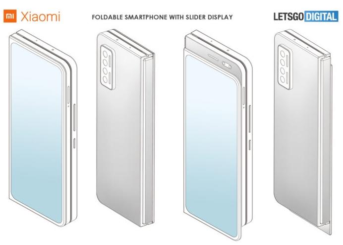 Xiaomi працює над смартфоном-слайдером нового покоління
