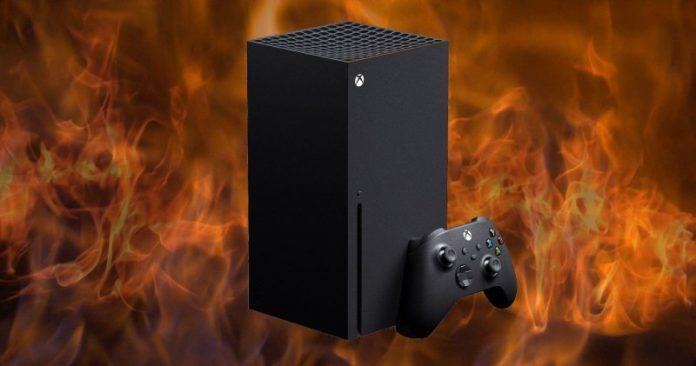 В новій Xbox Series X виявлено небезпеку для користувача