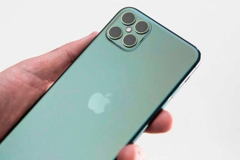 З'явилися перші дані про iPhone 13