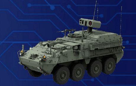Армія США стала на один крок ближче до лазерному зброї