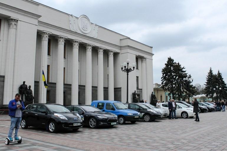 Стало відомо, які електрокари найпопулярніші в Україні