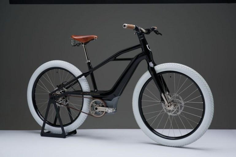 Harley-Davidson презентувала електровелосипед Serial 1