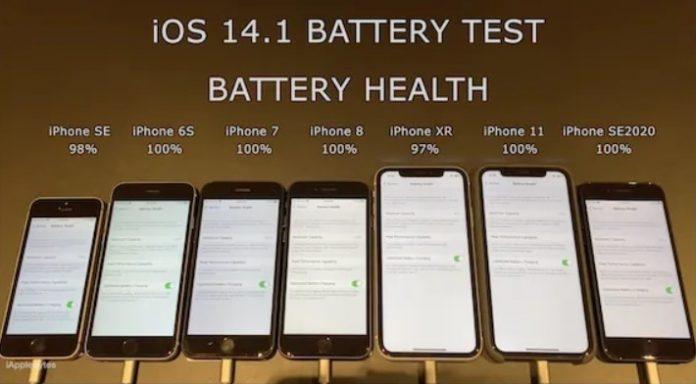 Нова прошивка iOS 14.1 значно зменшила час автомної роботи багатьох iPhone
