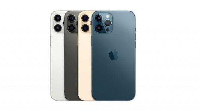 Названо ємність акумулятора флагманського iPhone 12 Pro Max