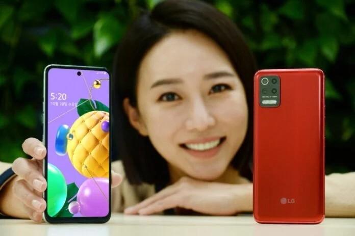 LG Q52 офіційно презентовано