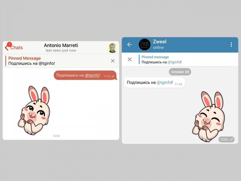 Telegram отримав функцію, якої немає у Viber